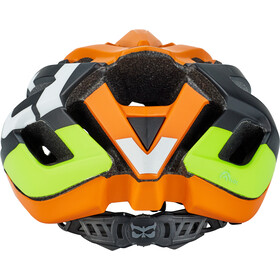 Kali Therapy Casco, matte neon orange/yellow